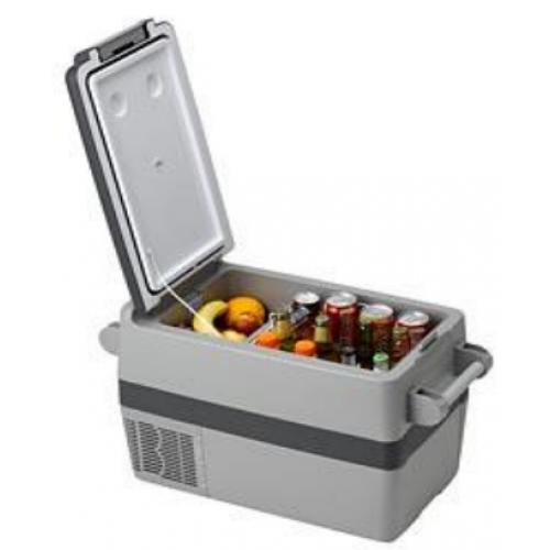 Geladeira Portátil Automotiva / Cooler Compressor Elber Cool Freezer 12/24Volts e 110/240Volts - 41 Litros